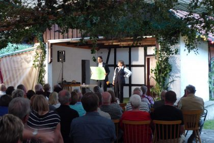 Weltkritik zu Gast in Casekirchen (2017)
